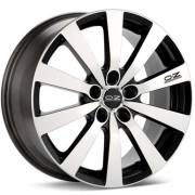 O.Z. Racing Michelangelo 10 Machined Black