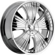 Panther 514C Silk Chrome Wheels