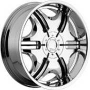 Panther 720C Vengence Chrome Wheels