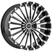 Panther 911 Spline Black Wheels