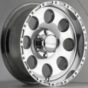 Panther EMR-440 Krash Polished Wheels