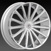 Phino Wheel PW16 Chrome Wheels