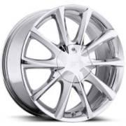 Platinum 081 Etwine Chrome