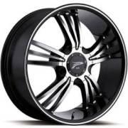 Platinum 122 Wolverine Gloss-Black Diamond