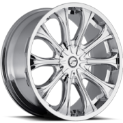 Platinum 408 Mogul Chrome