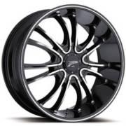 Platinum 406 America Black