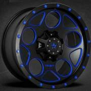 RBP 85R Voltage Black and Blue