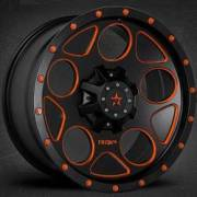 RBP 85R Voltage Black and Orange