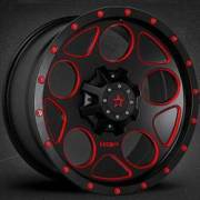 RBP 85R Voltage Black and Red