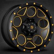 RBP 85R Voltage Black and Yellow