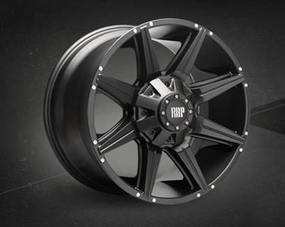 RBP 98R Black