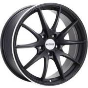 Redline RD-132 Matte Black Machined Edge