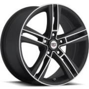 Rev wheels 273 Matte Black Machined