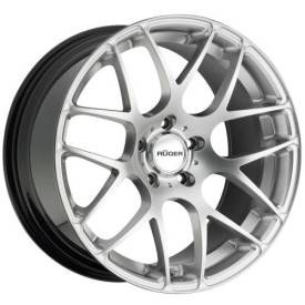 Ruger Mesh Hypersilver Wheels