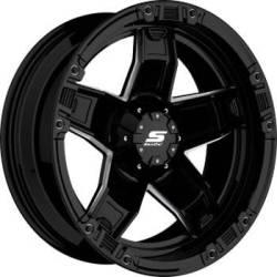 SenDel S31 Black Wheels