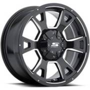 SenDel S32 Spotter Gloss Black Milled