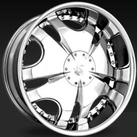 Shift Pressure Plate Chrome Wheels