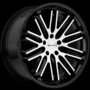 Sothis SC3 Machined Black Wheels