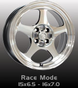Speedy Race Mode Machined