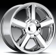 Tahoe Tuburban Chrome