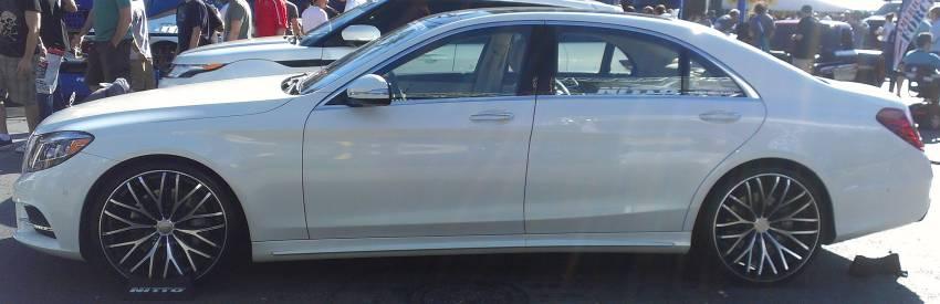 TIS 537MB on Mercedes