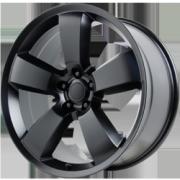 Topline V1150 Charger SRT8 Satin Black