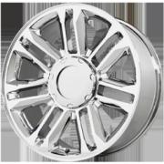 Topline V1165 Platinum Chrome