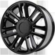 Topline V1165 Platinum Gloss Black