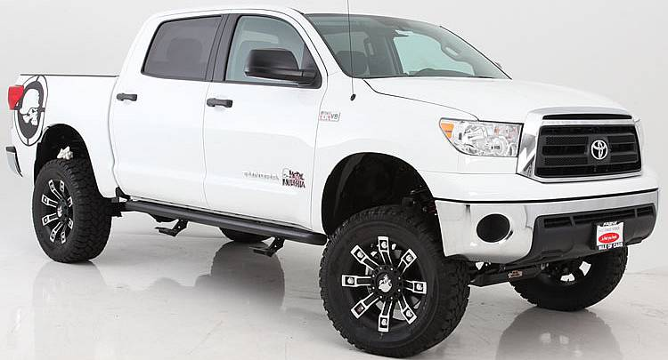 Metal Mulisha Series 7113 Wheels for Toyota Truck