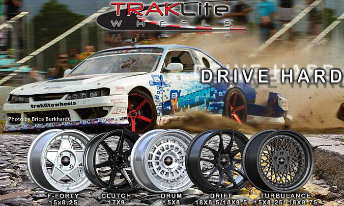TRAKLITE WHEELS