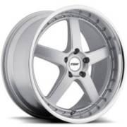 TSW Carthage Five Spoke Silver Alloy Wheels