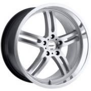 TSW Indy 500 Silver Alloy Wheels