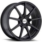 TSW Interlagos RF 9 Spoke Matte Black Alloy Wheels