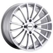 TSW Mallory 4 Silver Machined Alloy Wheels