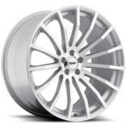 TSW Mallory 5 Machined Silver Alloy Wheels