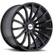 TSW Mallory 5 Matte Black Alloy Wheels