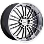 TSW Nardo Machined Gunmetal Alloy Wheels