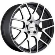 TSW Nurburgring Machined Gunmetal Alloy Wheels