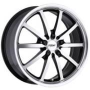 TSW Sepang 5 Matte Black Brushed Alloy Wheels