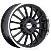TSW Zolder 4 Gloss Black Alloy Wheels