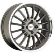TSW Zolder 4 Gloss Gold Alloy Wheels