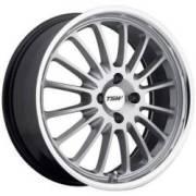 TSW Zolder 4 Hyper Silver Alloy Wheels
