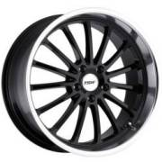 TSW Zolder 5 Gloss Black Alloy Wheels