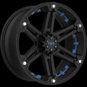 Tuff All Terrain T-01 Black w/ Blue Inserts