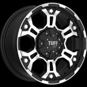 Tuff All Terrain T-03 Black Machined