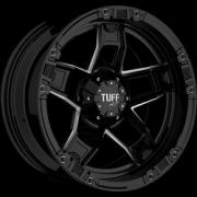 Tuff All Terrain T-10 Gloss Black Milled