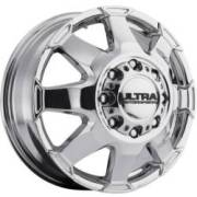 Ultra Wheels 025 Phantom Dually Front Chrome