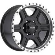Ultra 176 Vagabond Gloss Black Wheels