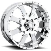 Ultra Wheels 224 Goliath Chrome
