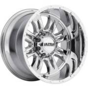 Ultra 249 Predator II Chrome Wheels